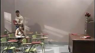 Bad Schoolgirl Gets Punished