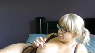 Blonde amateur Mature With Big Tits